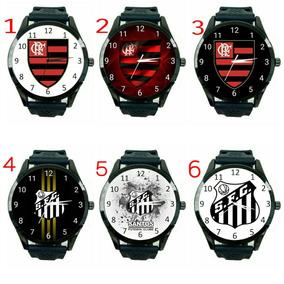 Kit 10 Relógios De Time Futebol Atacado Esportivo Novos T755