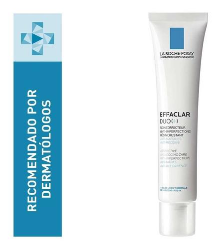 Imagen 1 de 6 de Crema Anti Imperfecciones Effaclar Duo+ La Roche Posay 40ml