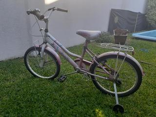 Bicicleta Musetta Rodado 20