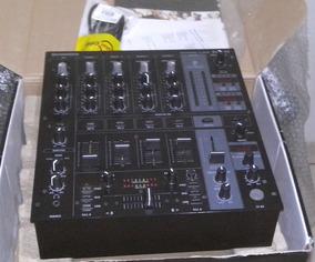 Mixer Djx750 Behringer 5 Canais Djs Seminovo Mixer Djx 750