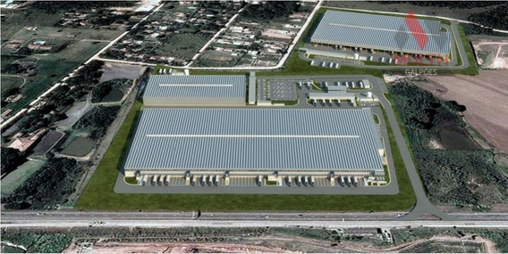 Galpão Industrial Para Locação, Cabreúva. - Ga0072