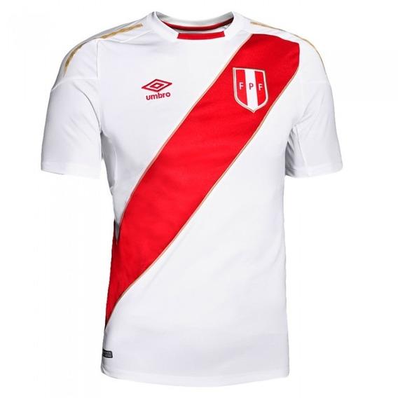 Camiseta Seleccion De Peru Mundial 2018