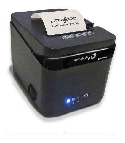Impressora Bematech Mp-2800th Usb, Serial E Rede/ethernet