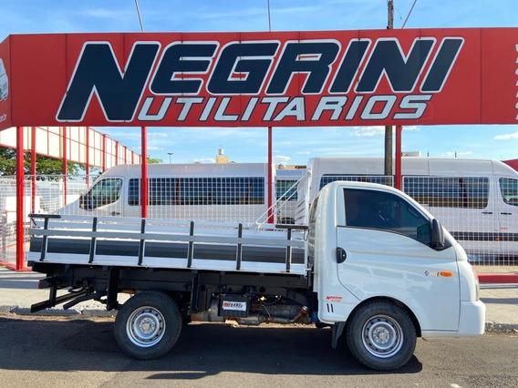 Caminhão Hyundai Hr 2016 Negrini C/carroceria - Muito Novo