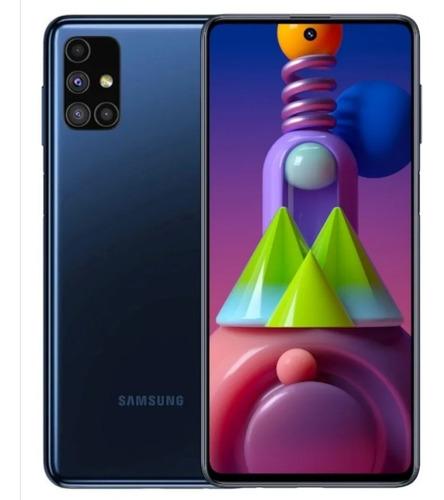 Samsung Galaxy M51 128gb, 6gb Ram Liberado8096275036