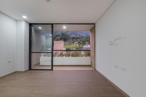 Apartaestudio En Arriendo Loma Del Escobero 622-16729