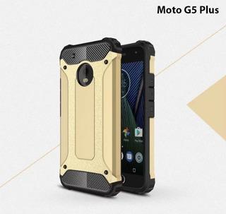 Funda Uso Rudo Esquinas Reforzadas Para Motorola