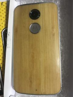 Motorola Moto X 2°generacion Xt1094 32gb 4g Bambu Madera