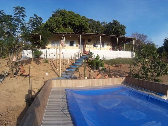 Chácara Com 2 Casas E Piscina No Tocantins