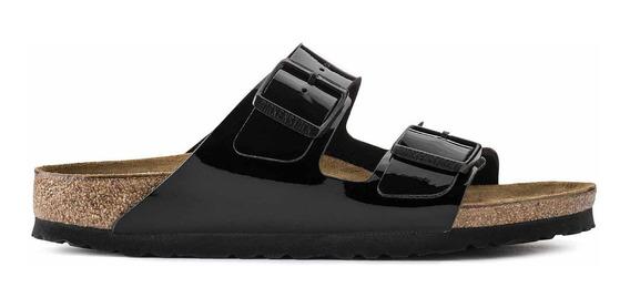 Sandalia Cuero Birkenstock Chinela Zapato Mujer Mcch26052 Ch