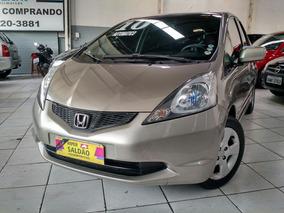 Honda Fit 1.4 Lx Flex Aut. 5p