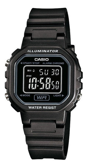 Relógio Casio Feminino Original La-20wh-1bdf + Frete + Nf