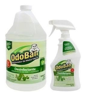 Odoban® Eliminador De Olor, Sanitizante, Desinfectante 1 Gal