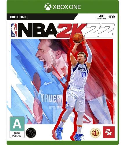 Imagen 1 de 5 de Nba 2k22 - Xbox One