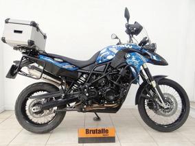 Bmw F 800 Gs Azul