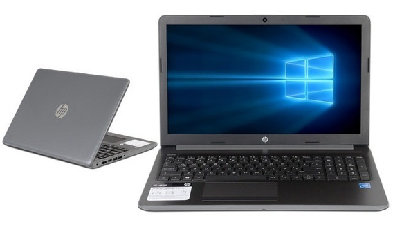 Laptop Hp 15-da0001la:procesador Intel Celeron N4000 (hasta