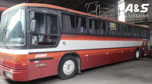 Imagem 1 de 7 de Marcopolo Viaggio Ano 1992 Mb O-371 Rs 50 Lug Wc Ais Ref 982