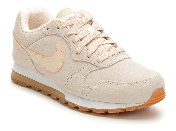 Zapatillas Nike Md Runner 2 Se Urbanas Damas Aq9121-801