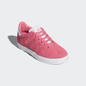 Tenis adidas Gazelle Niña Rosa 2018