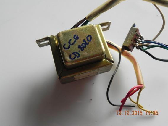 Transformador Fonte Tape Deck Cce Cd-2020