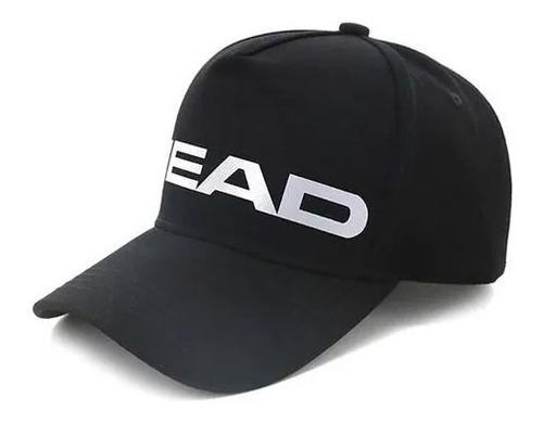 Imagen 1 de 5 de Gorra Head Cap Original Deportiva Urbana Hombre Mujer Visera