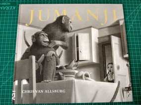 Jumanji, Chris Van Allsburg - Cosac Naify ( Capa Dura )