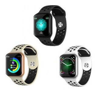 Relógio Inteligente Smartwatch Smart Fitness F8 + 1 Pulseira