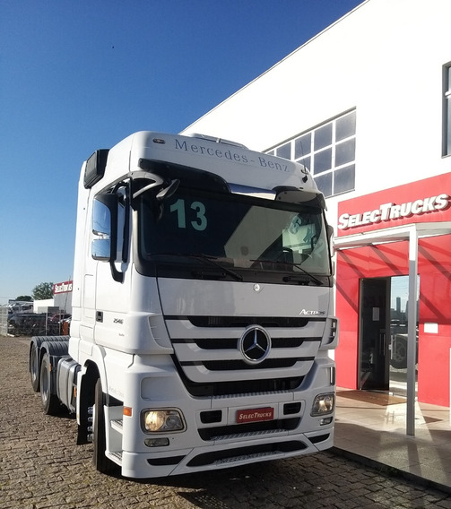 Actros 2546 Mega Space 6x2 Selectrucks