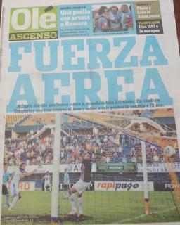 Ole Suple Ascenso Atlanta 3 Temperley 1 Soriano Aldirico