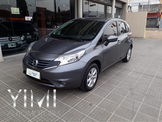 Nissan Note 1.6 Advance 110cv Cvt