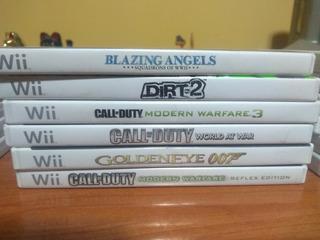 Juegos Wii Originales De Acción