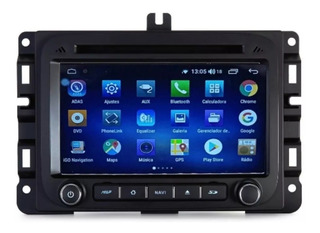 Jeep Renegade Fiat Toro Fiat Mobi Central Multimidia Android
