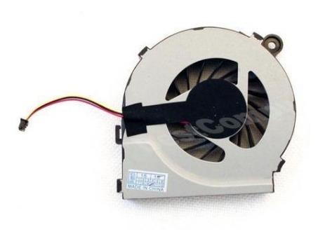 Ventilador Hp G4 Serie 1000 G6 G7 3 Cables 3 Pin