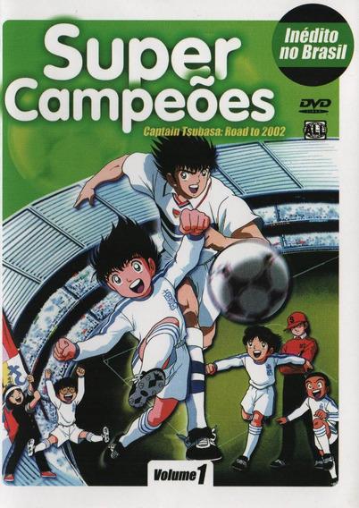 Super Campeões: Captain Tsubasa: Road To 2002 Volume 1
