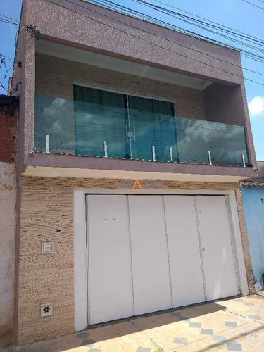 Imagem 1 de 27 de Sobrado Residencial À Venda, Jardim Novo, Rio Claro - So0031. - So0031