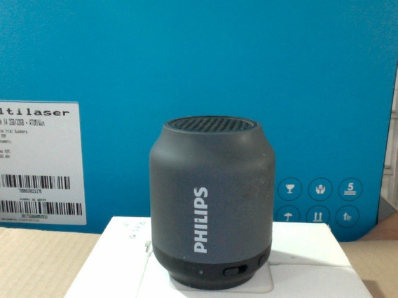 Caixa De Som Philips Sem Fio Bluetooth Wireless Saldao Nota