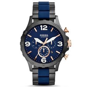 Relógio Fossil Cronografo Lindojr1494/1an + Frete