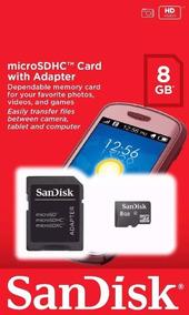 Cartão De Memória Samsung J2 De 8gb Original Barato