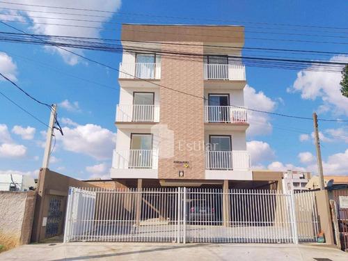 Imagem 1 de 12 de Apartamento 02 Quartos No Cidade Jardim, São José Dos Pinhais - Ap3610