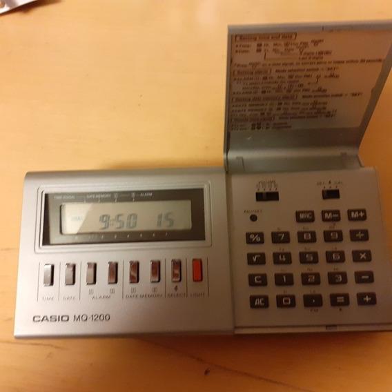 Calculadora Casio Mq-1200