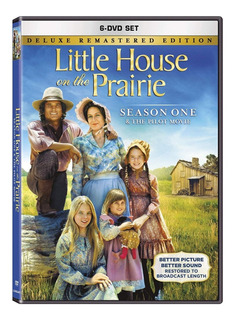 Dvd Little House On The Prairie / Familia Ingalls Temp.1