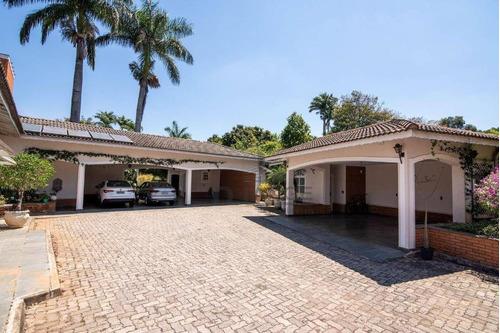 Maravilhosa Casa Em Condomínio De Alto Padrão - Ca14777