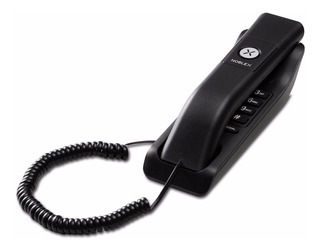 Telefono Fijo Noblex Nct-200 Apto Para Colgar Pared Y Mesa