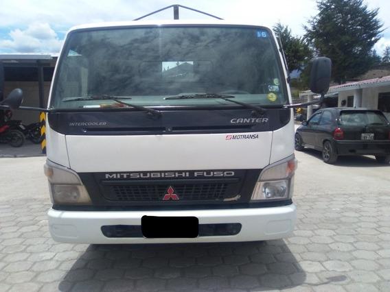 Vendo Camión Mitsubishi Canter 6.5 Toneladas