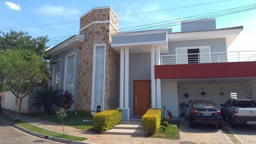 Sobrado À Venda, 319 M² Por R$ 1.150.000,00 - Condominio Golden Park Residence - Sorocaba/sp - So2549