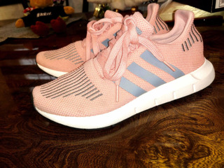 Tenis adidas Swift Run Rosa Cg4139