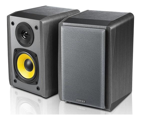 Monitor De Áudio Bluetooth Edifier R1010bt Preta 24 W Rms