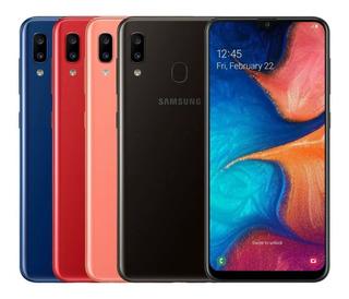 Samsung Galaxy A20 32gb 3gb Ram Dual Sim / Local Chacao