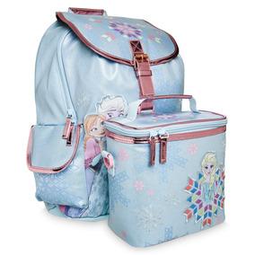 Mochila + Lancheira Frozen Disney Store