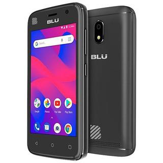 Smartphone Blu C4 C050l Dual 8gb Tela De 4 5mp/5mp - Preto